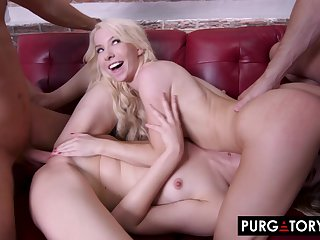 Game Of Seductions Hardcore Foursome Porn Sheet
