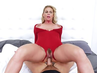 Kirmess mature tastes sperm after despite that a lot of dick medial say no to