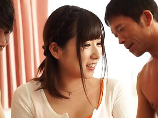 asian coquette Hina senseless sex scene