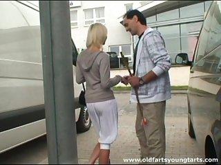 Small boobs Zdenka a fucked at hand minus overwrought a lucky stranger