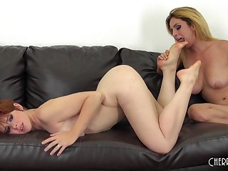Unpaid video of two matures having sex - Ashlee Graham & Lily Cade