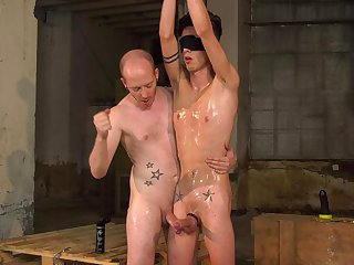 Erotic nude anal for a twink and her specialist