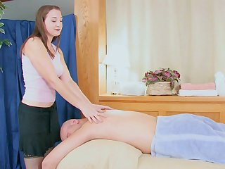 Sensual everywhere knead leads to oral and vaginal sex less Shelia Faye