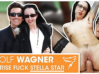 Stella Star most-liked up & fucked in chair! WolfWagner.com