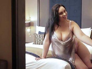 Anastasia Lux internal cumshot